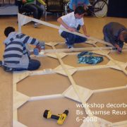 Decor workshop BIK 2008