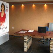 Interieur kantoor TotoCinema 2010