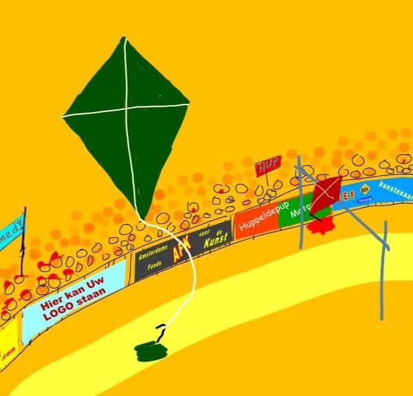 Fragment uit animatiefilm over een uitgevoerd projekt in 2012