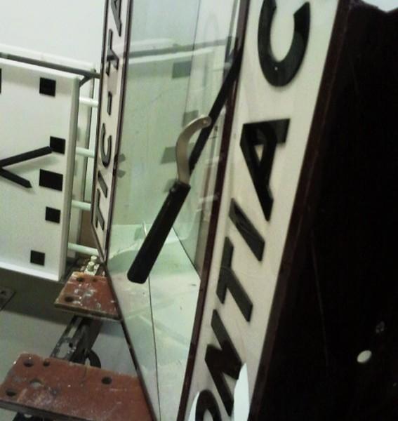 TicTac Pontiac restauratie project.