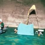 dramatische vakantie perikelen op 1/2 m2. 1996