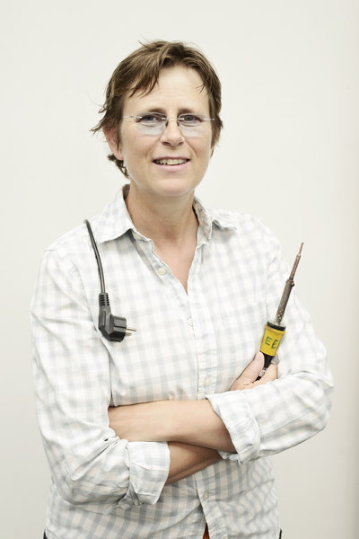 EEF invorm portretfoto Amerens Hedwich Photography met link naar podcasts
