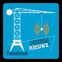 NDSM-nieuws Logo podcast zender