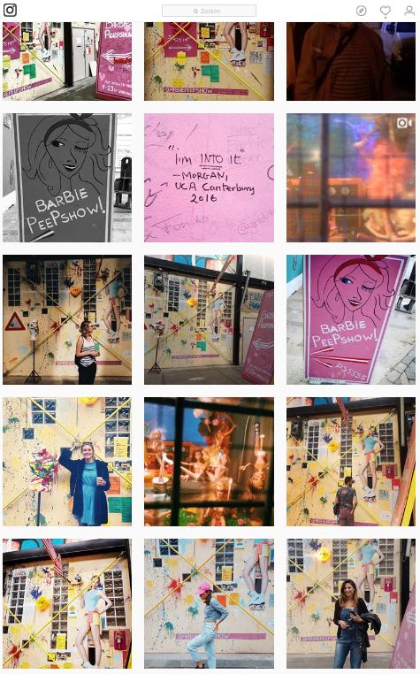 Barbiepeepshow op instagram